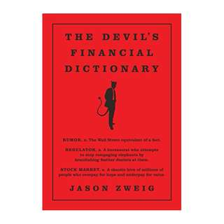 The Devil's Financial Dictionary Kindle Edition by Jason Zweig  (Author)