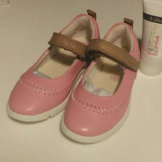 Clarks Trigenic Girl's Shoes