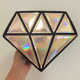Diamond Shape Bag