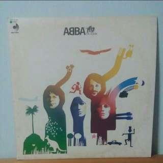 ABBA The Album Vinyl Record LP