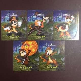 迪士尼貼紙 Disney stickers
