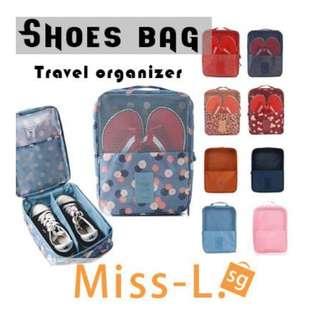 🎁 SHOE BAG/TRAVEL POUCH