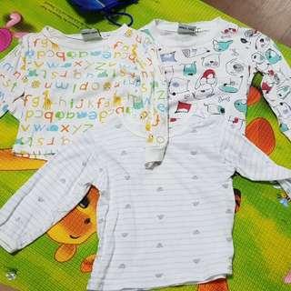 Baby boys pajamas