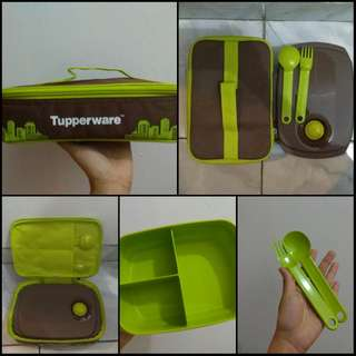NEW Tupperware Cool & Chic LunchBox