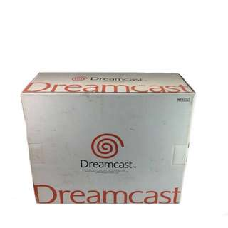 Dreamcast console set in box