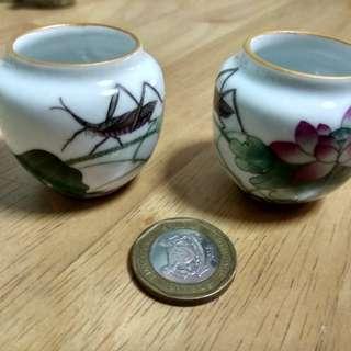 Jumbul cup. Grasshopper