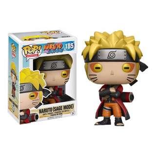 Naruto: Shippuden - Sage Mode Naruto Funko Pop! Vinyl Figure