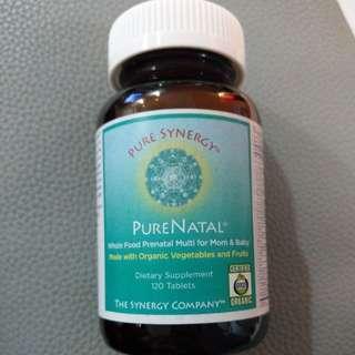 PureNatal dietary supplement