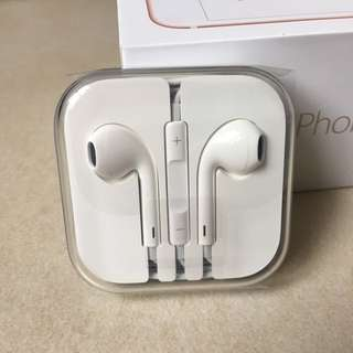 [100% New] iPhone earphone 耳機