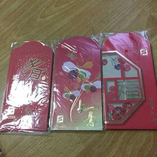 Singapore pools red packets 22 pcs