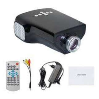 Projector best for Home/School, 5000 lumens w/ Built in Speaker