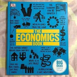 The Economics Book (hard cover)