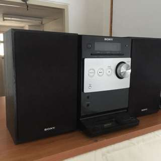 Sony SS-CFC200 Mini HiFi