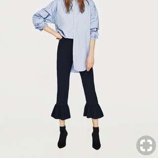 Zara Bell Bottom Trouser