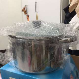 西華御膳不鏽鋼湯鍋