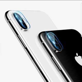 Iphone X 玻璃膜鏡頭保護貼 camera protector