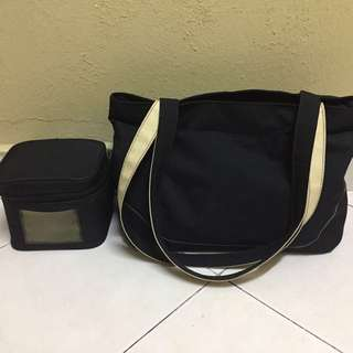 Medela Freestyle Tote & Cooler Bag