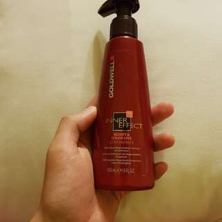 Goldwell Inner Effect Resoft and Color Live Concentrate