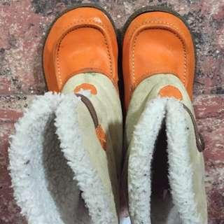 Winter boot shoe oshkosh