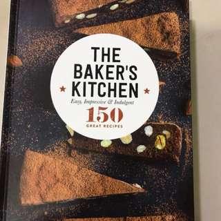 The Baker's Kitchen Cookbook