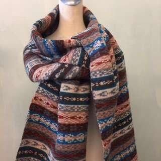 🚚 針織領巾