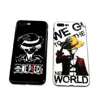 海賊王路飛iPhone case