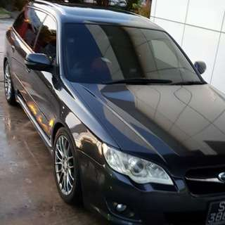 Subaru Legacy Wagon 2.0i Auto