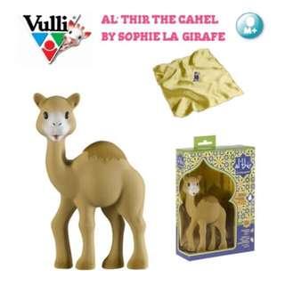 Vulli Al'Thir The Companion Camel Teether (Brown)