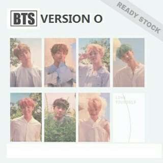 BTS Duplicate Photocard