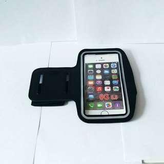全新·運動健身跑步手機臂包, 可放4.9-5.5吋手機