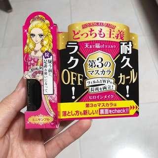 Kiss Me Heroine Mini Mascara Advanced Film