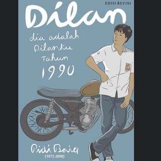 DILAN 1990 DILAN 1991 MILEA (ebook)