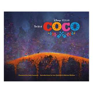 The Art of Coco Kindle Edition by John Lasseter  (Author, Foreword),‎ Lee Unkrich (Introduction),‎ Adrian Molina (Introduction)