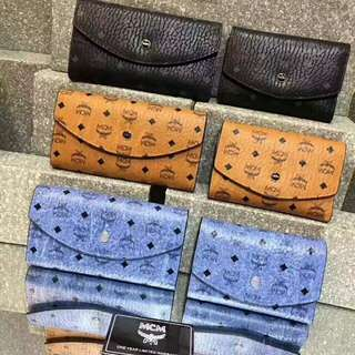 MCM Wallet small