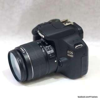 Canon 1200D + 18-55mm kitlens boxset