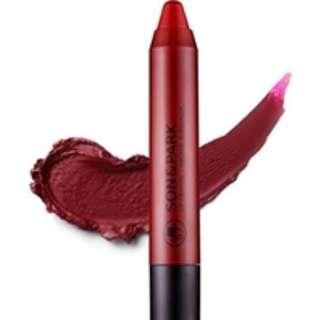 Son & Park Lip Crayon - Wicked Burgundy