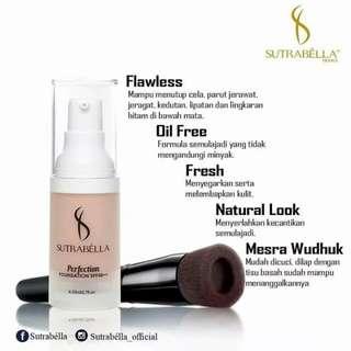 Sutrabella Foundation - 20ml