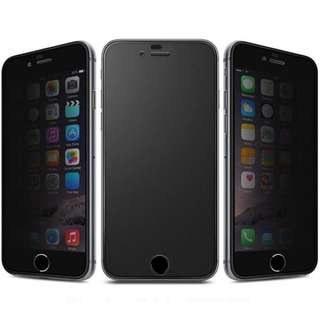 Matte Privacy Tempered Glass for iPhone