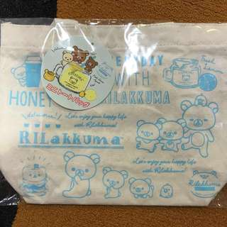 Rilakkuma tote bag (2 designs to choose from)