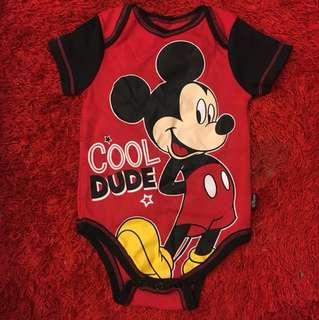 Baby Romper Mickey