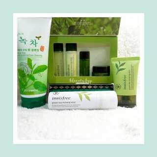 Green Tea is Life - Innisfree
