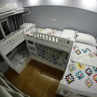Bedspace Condosharing Room for Rent near BONI MRT (Female) 5500 ALL IN