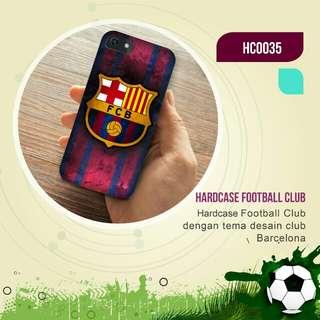 Premium Barcelona FC Hardcase/Softcase (Bs Request Design)
