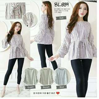 Blouse rope