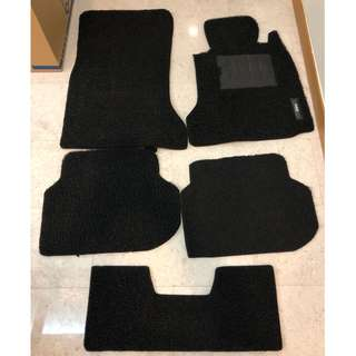 BMW F10 5 series Car Floor Carpet Mat