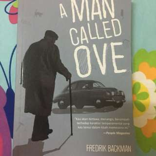 A Man Called Ove Indo Version