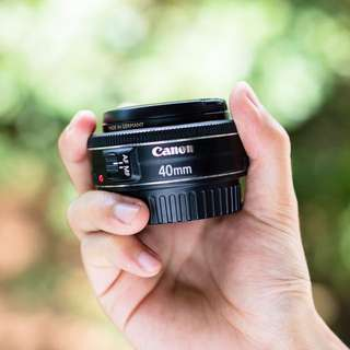 [RENT] Canon EF 40mm F2.8 STM