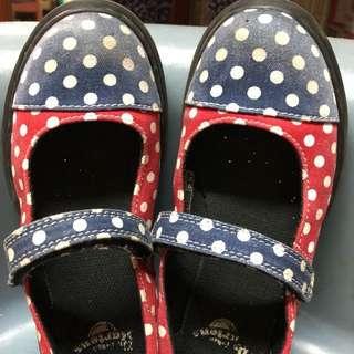 女童馬汀鞋