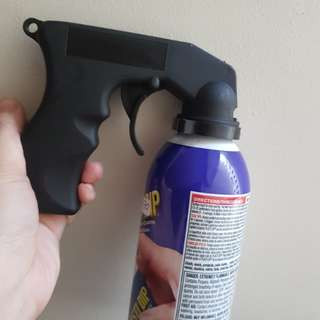 Aerosol Can Spray Gun Plastidip
