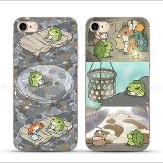 iPhone 旅蛙手機殼